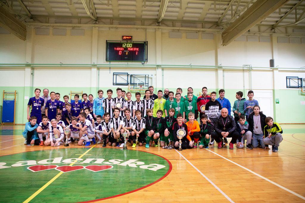 U13 ekipna