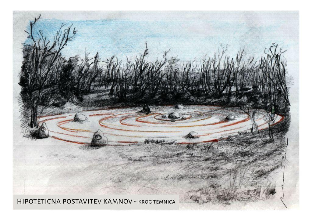 Vizualizacija bodočega videza Gulage. avtor akademski slikar Peter Mignozzi