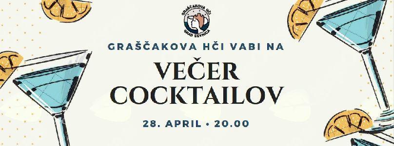 COCKTAIL VEČER