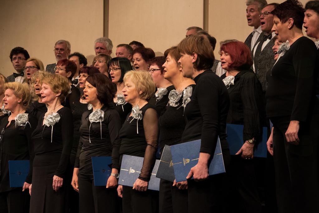 50. Območna revija odraslih pevskih zborov in skupin