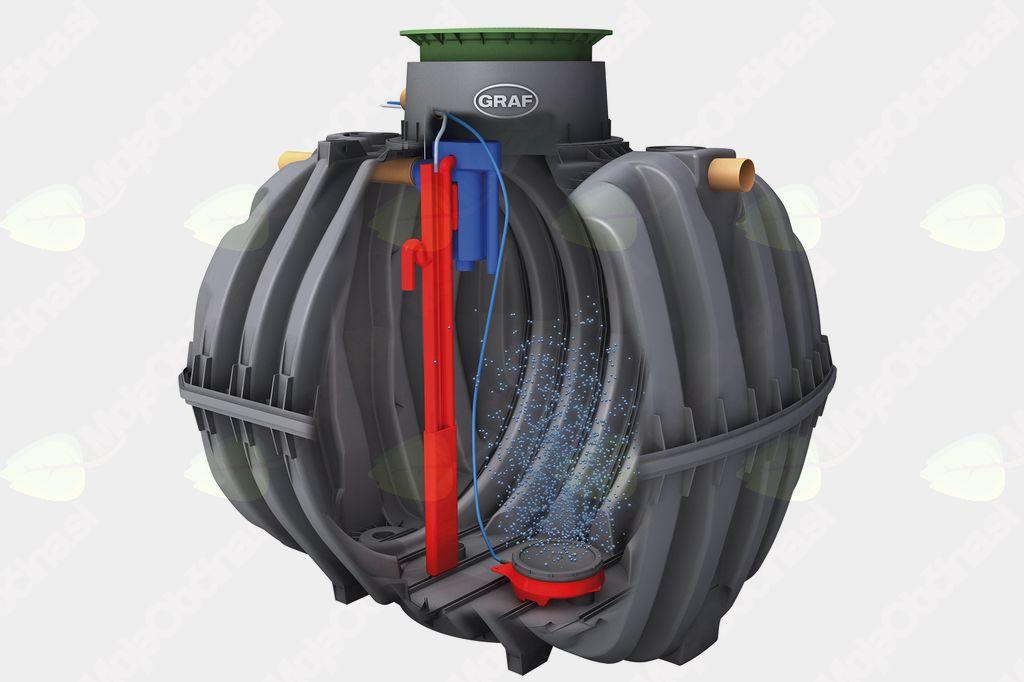 Inovativna čistilna naprava, ki skrbi za proračun in okolje