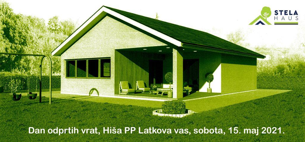 Prvi dan odprtih vrat hiše StelaHaus v Sloveniji