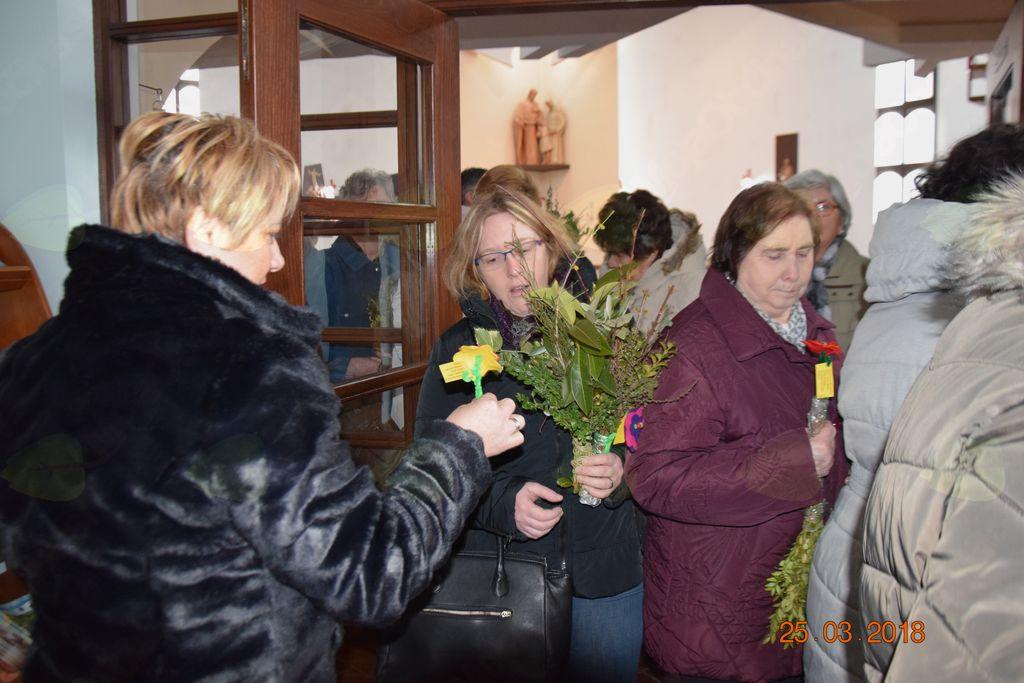 Cvetna nedelja v Kidričevem