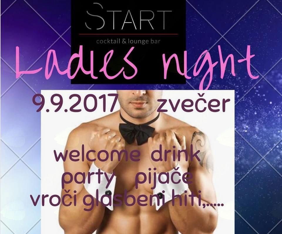 Ženski večer v START baru