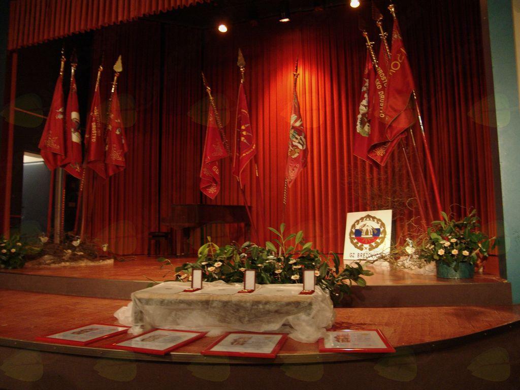 Skupščina Gasilske zveze Brezovica
