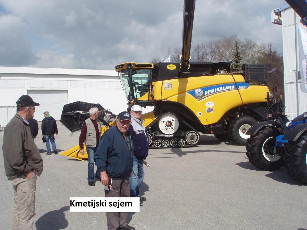Strokovna ekskurzija Strojnega krožka na Slovaško