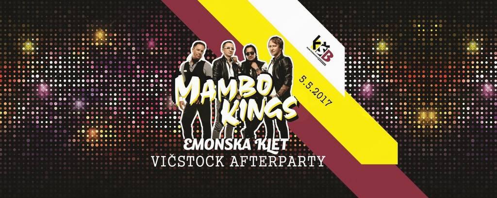 Klub študentov Brezovica ponovno organizira koncert s skupino MAMBO KINGS