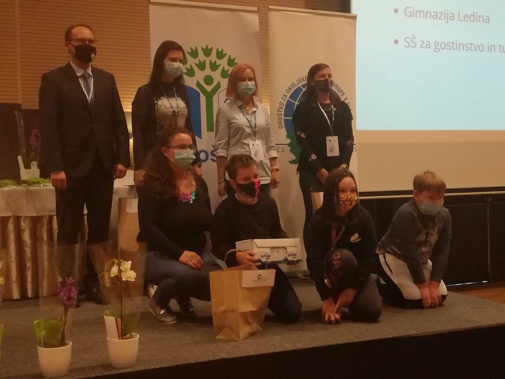 Nagrada za četrtošolce, projekt Mlekastično!