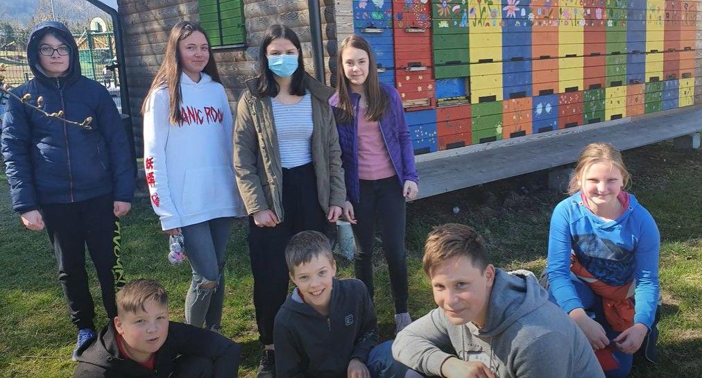Mladi poročevalci za okolje