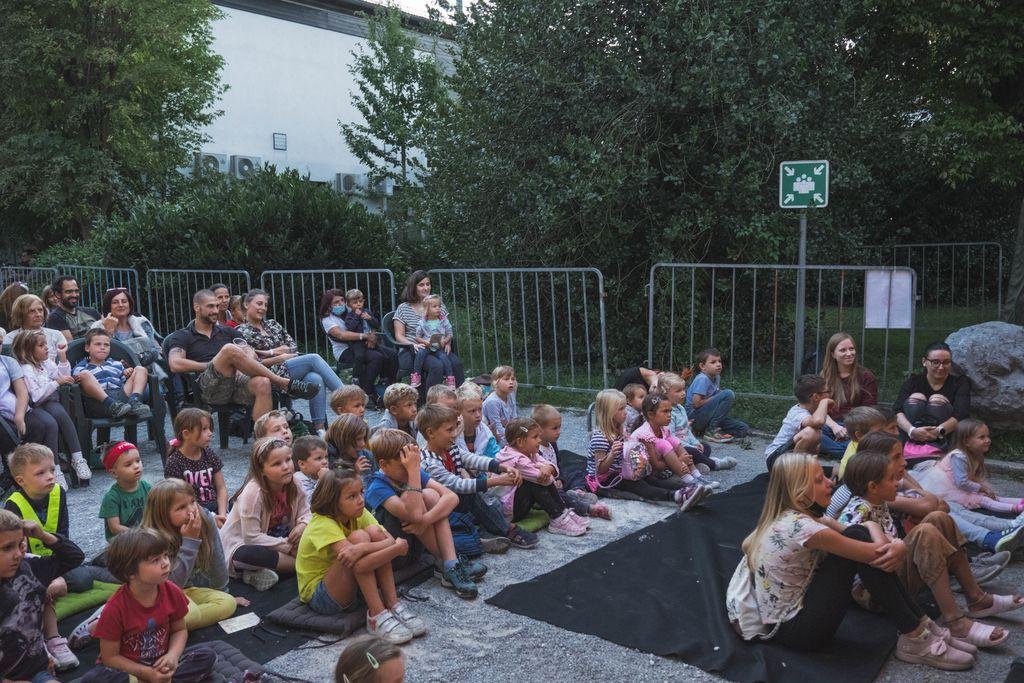 Otroška publika