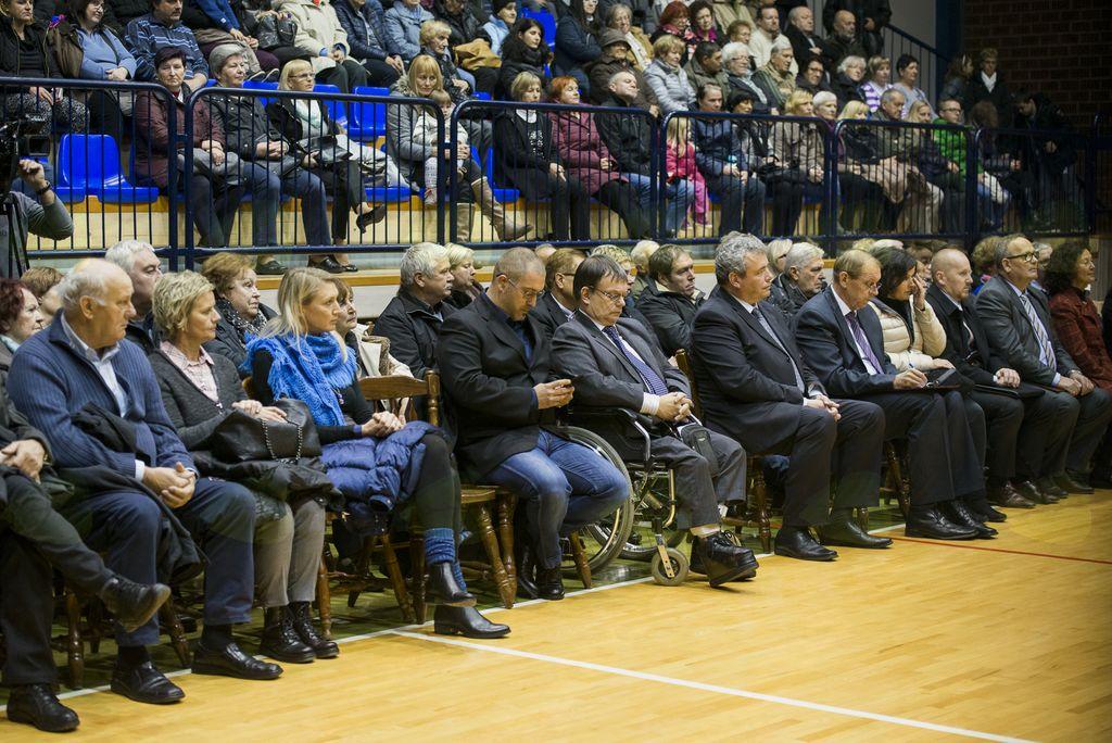 Občina Miren - Kostanjevica prejemnica listine »Občina po meri invalidov«