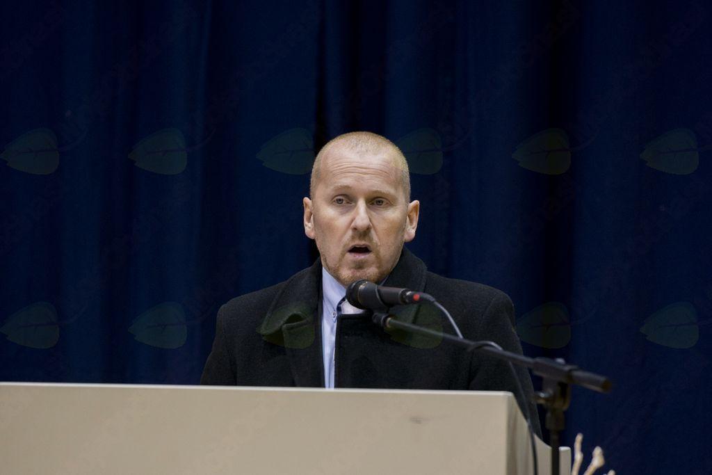 Borut Sever, član Nacionalnega sveta invalidskih organizacij Slovenije