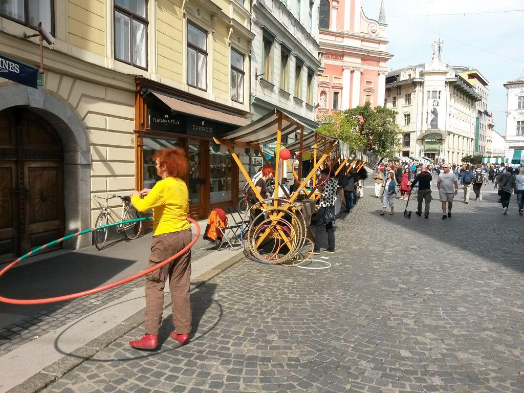 Delavnice društva RESje na 18. Festivalu LUPA – 11.09.2019, Ljubljana