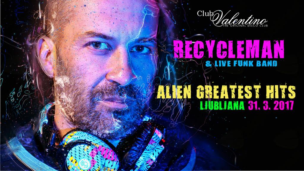 AliEn Greatest Hits - Dalaj Eegol & Band - LIVE!