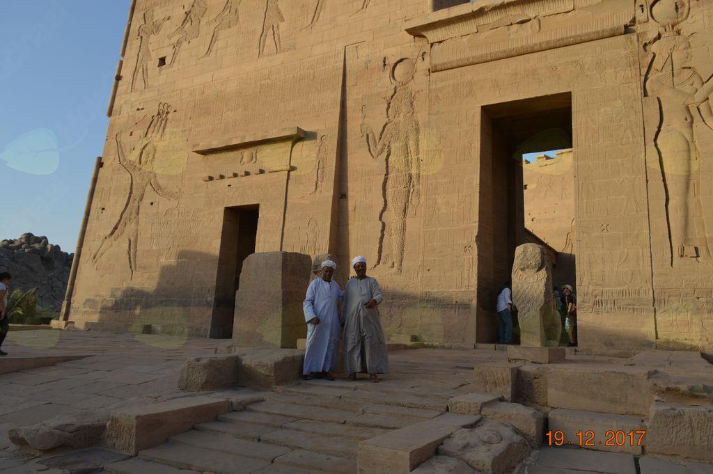 PRIJAZNO DOMAČE V EGIPTU