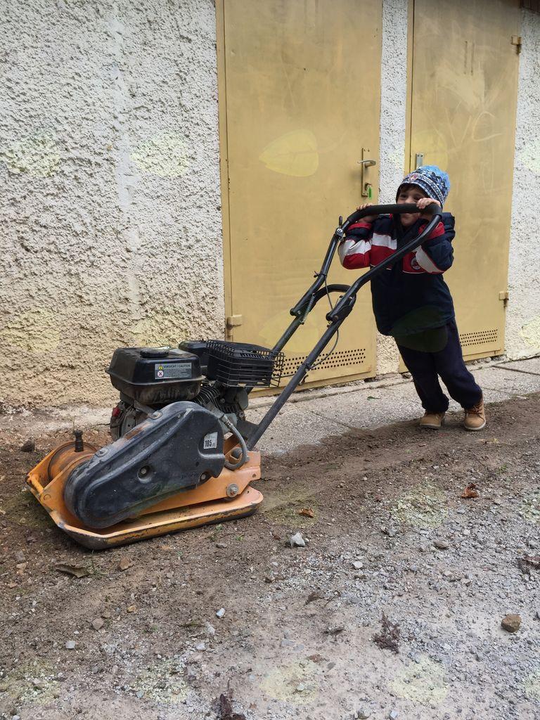 Delovno-čistilna akcija