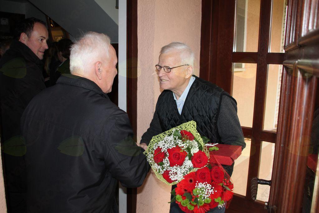 Franc Skube iz Srednjega Lipovca praznoval 90 let