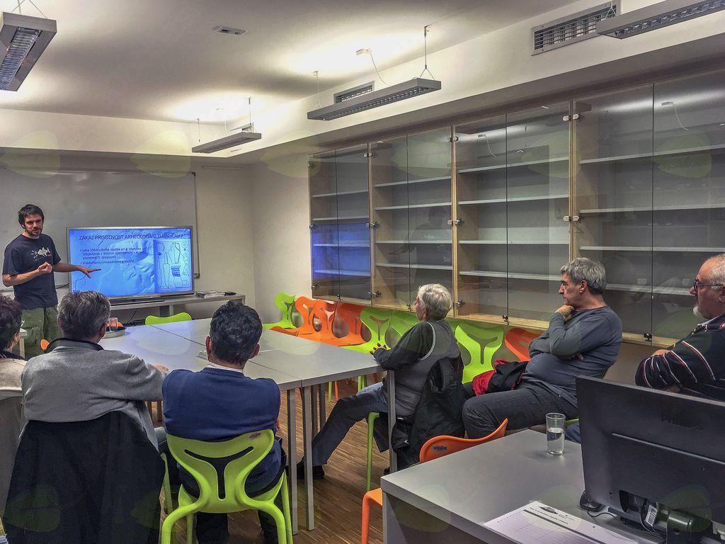 Arheološko predavanje: Nova odkritja v Tupaličah