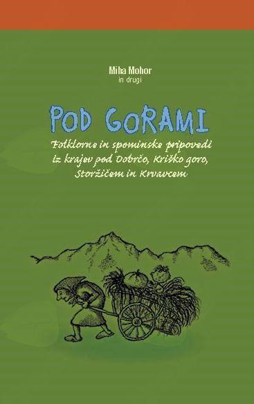 Predstavitev knjige Pod gorami v Preddvoru