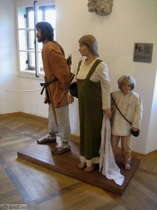Projekt Žive legende za razvoj turizma na temo starih Slovanov  v občini Preddvor