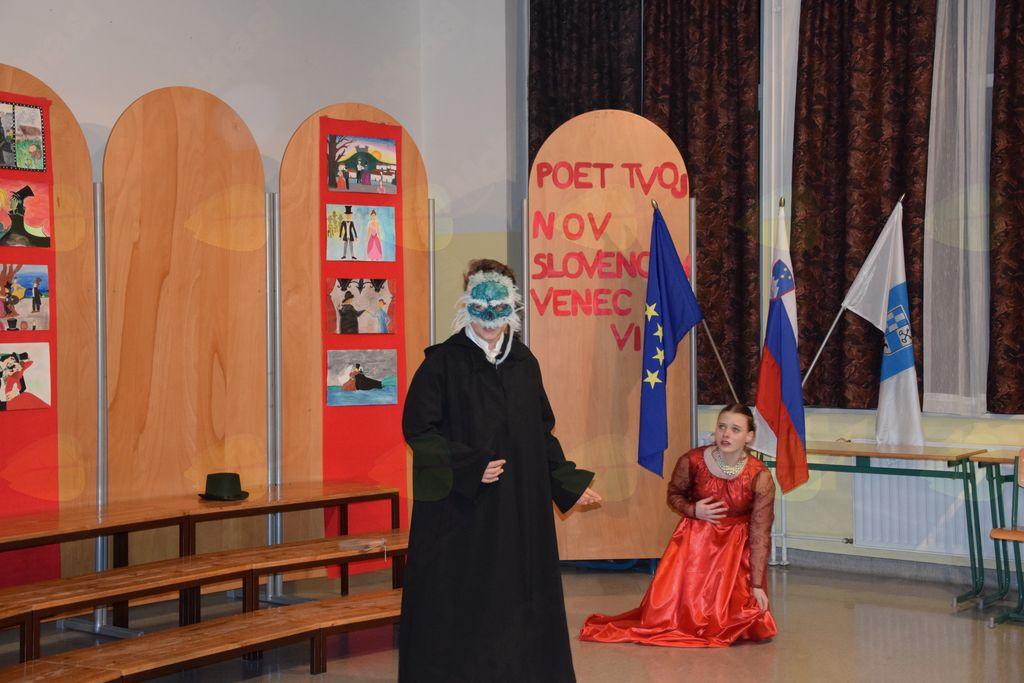 Počastili smo slovenski kulturni praznik