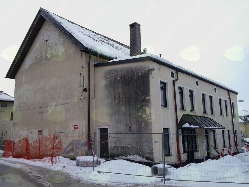 Energetska sanacija Doma krajanov Preddvor