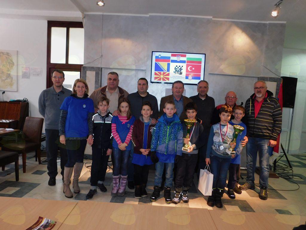Preddvorčani na obisku v Srbiji