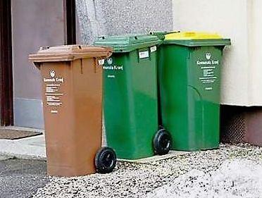 Preddvor visoko nad slovenskim povprečjem na področju ločenega zbiranja gospodinjskih odpadkov