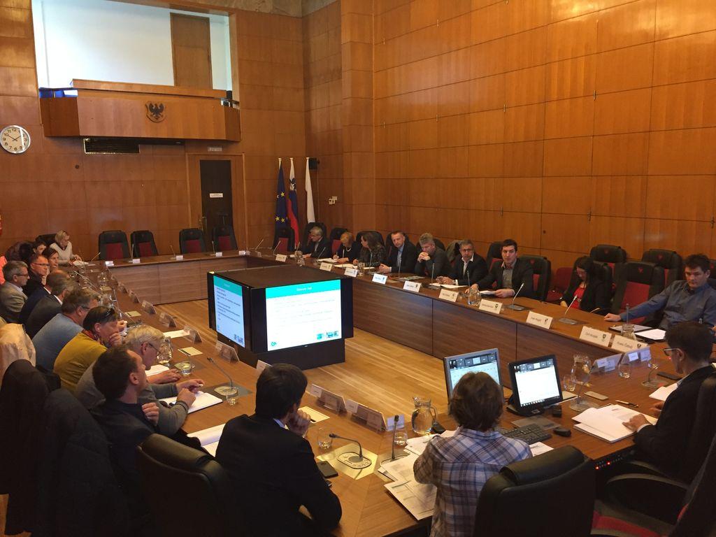 Svet gorenjske regije o razvojnih projektih