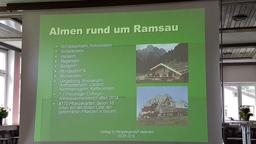 Planine okrog Ramsau-a