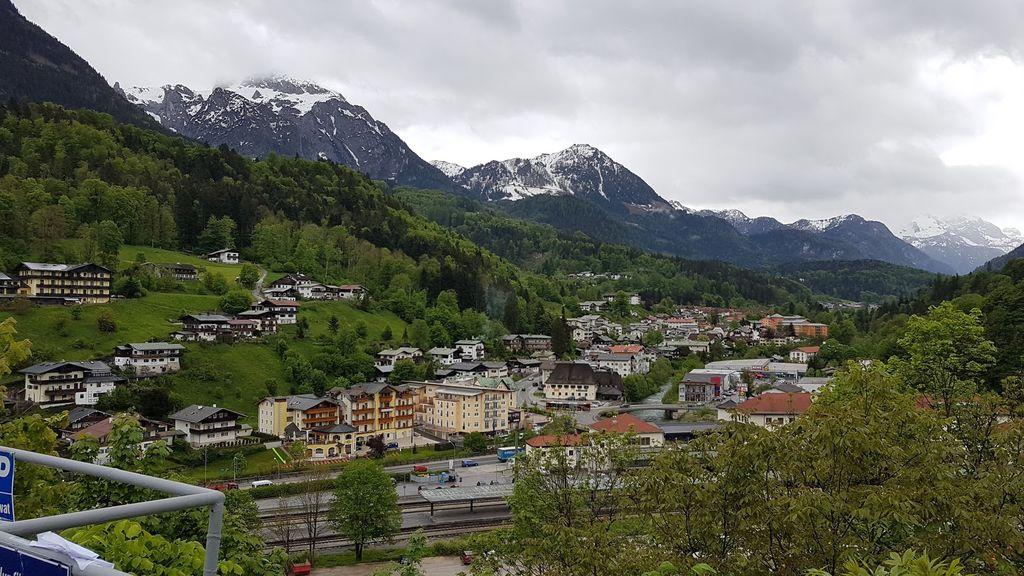 Pogled na mestece Berchstegaden