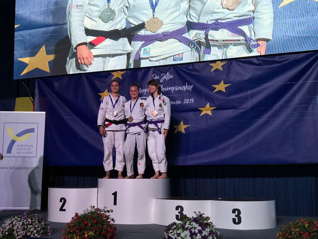 Maja Povšnar iz Kokre je evropska prvakinja