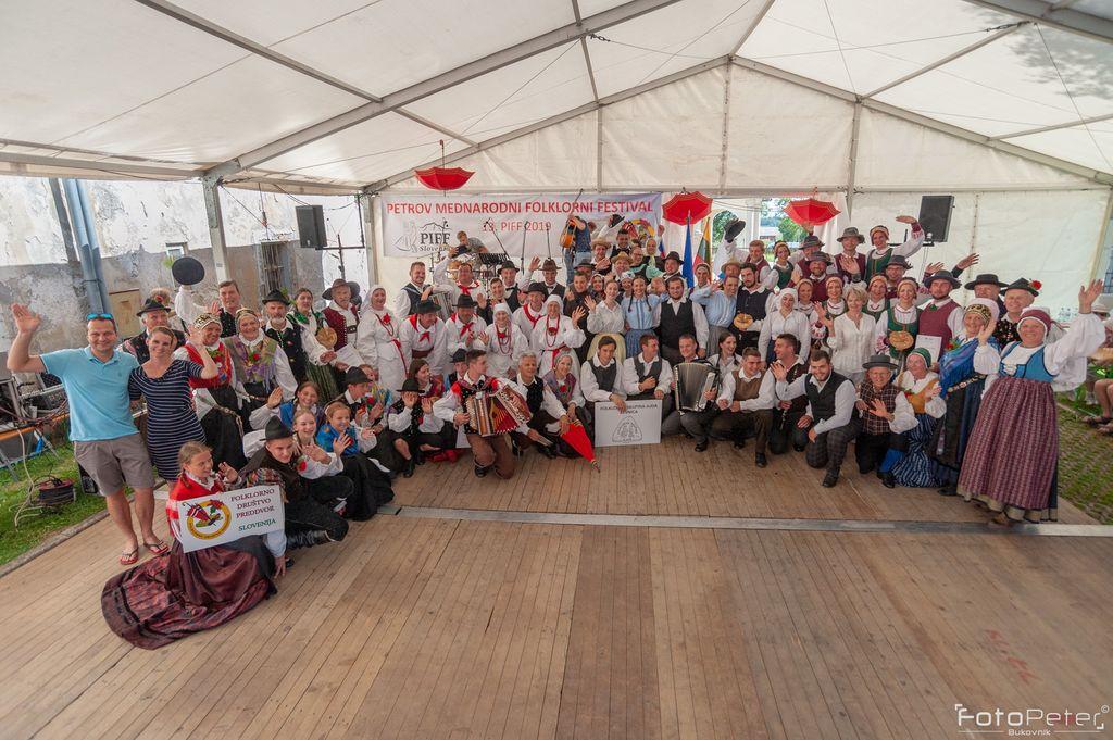 Petrov mednarodni folklorni festival 2019