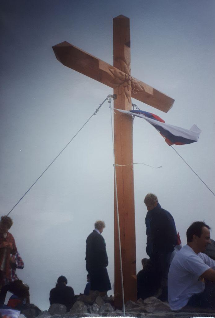 Blagoslov križa 15. 8. 1999