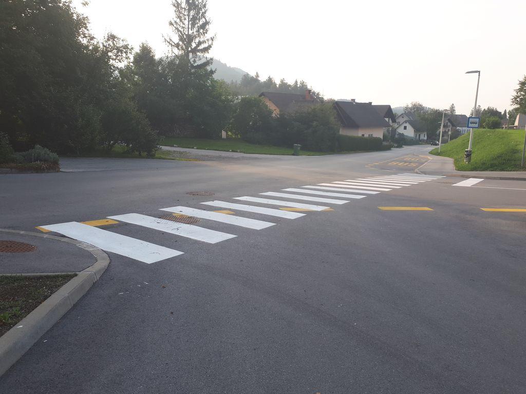 Za varnejše šolske poti in bolj tekoč promet v okolici šole