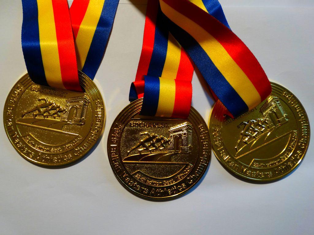 Recept za tri zlate medalje