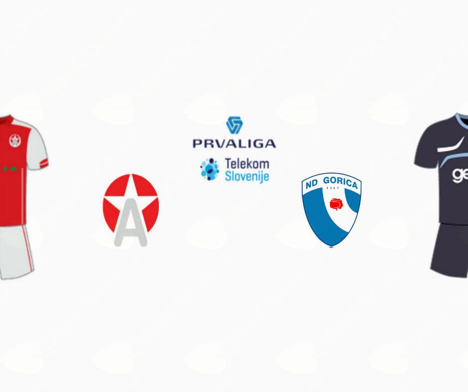 Aluminij : Gorica - 28. krog Prve lige Telekom Slovenije
