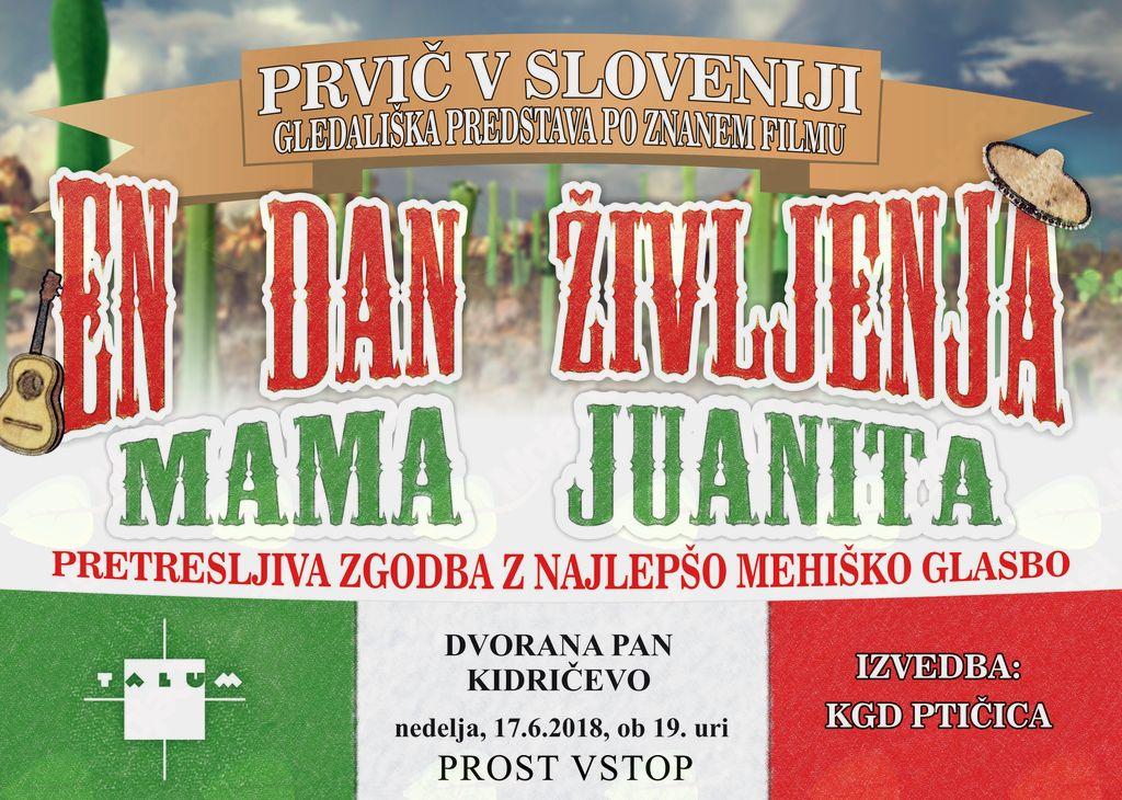 Gledališka predstava ob občinskem prazniku Občine Kidričevo