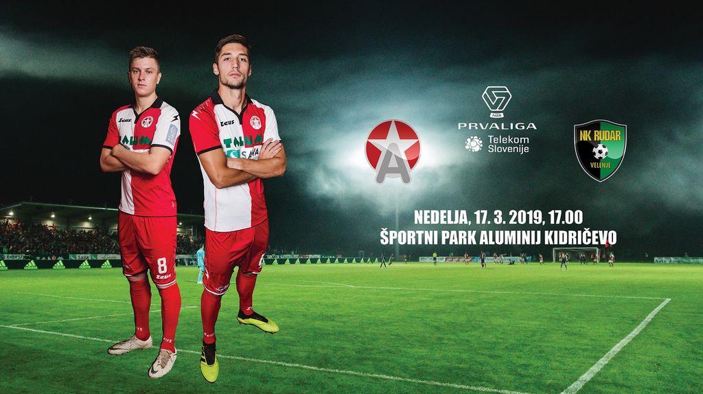Aluminij - Rudar, 23. krog Prve lige Telekom Slovenije