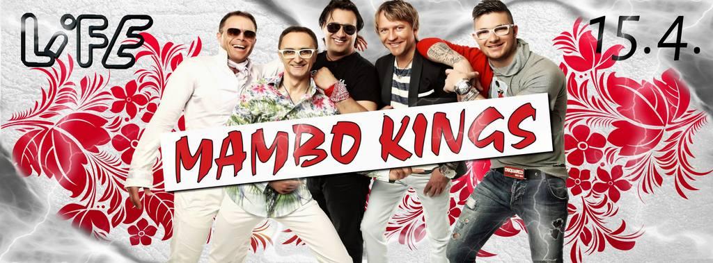MAMBO KINGS @LIFEKLUB