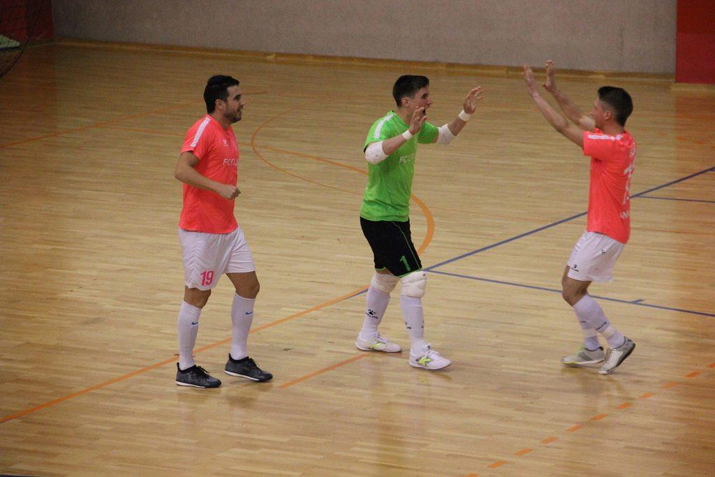 Polfinale DP v futsalu med domačo FC Litijo in KMN Bronx Škofije