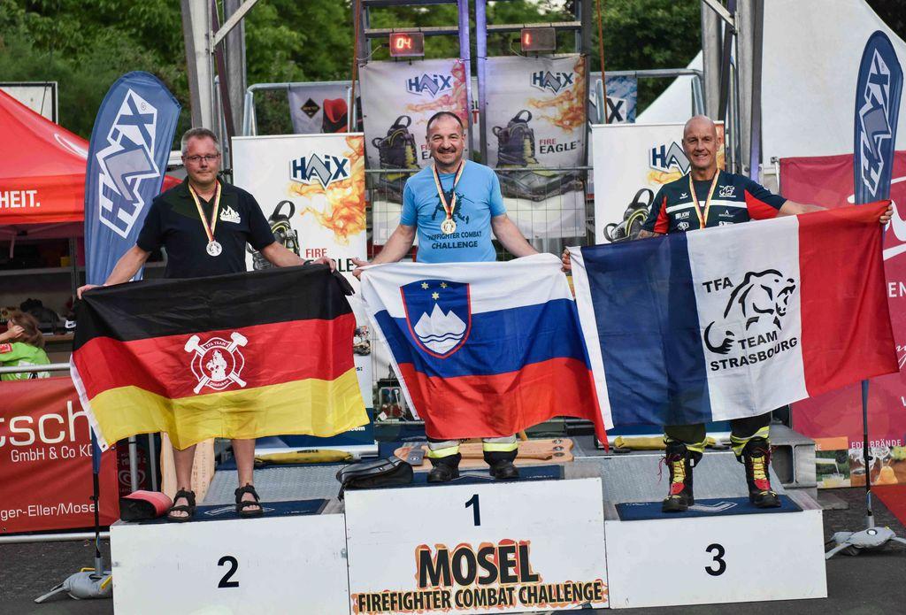 PGD Vnanje Gorice na evropskem prvenstvu v Nemčiji