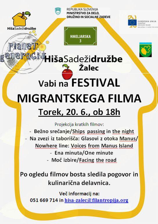 Festival migrantskega filma