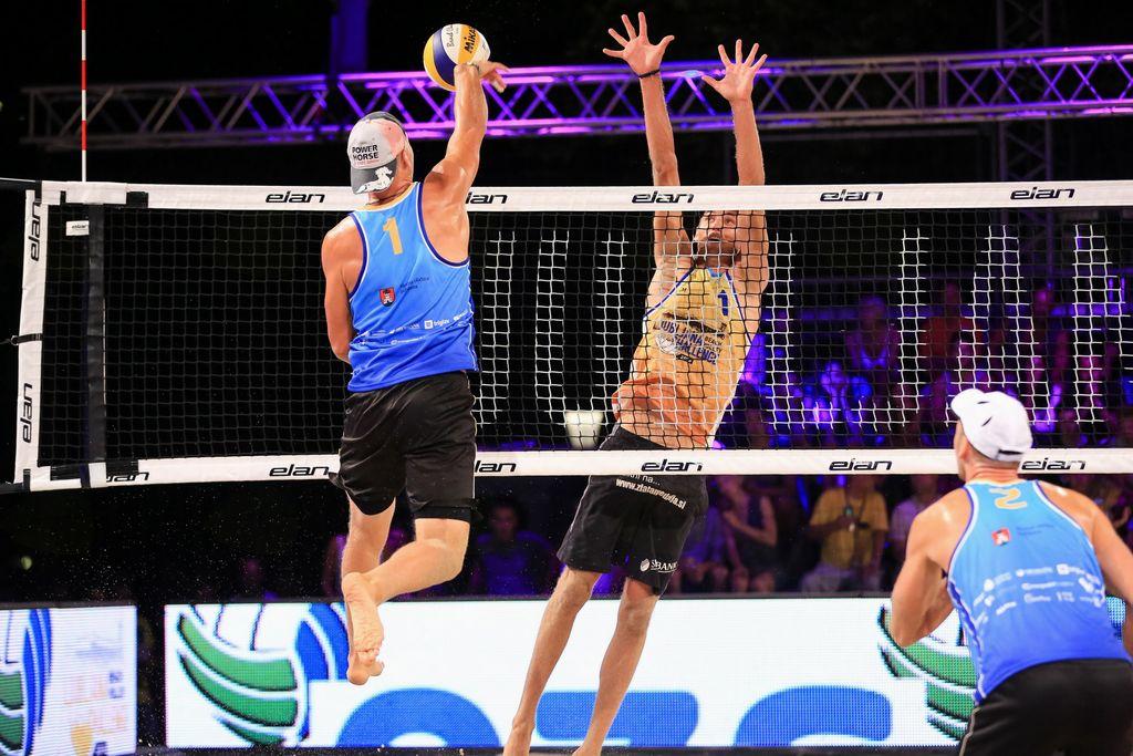 2017 CEV Beach Volleyball Tour Ljubljana, evropska serija v odbojki na mivki