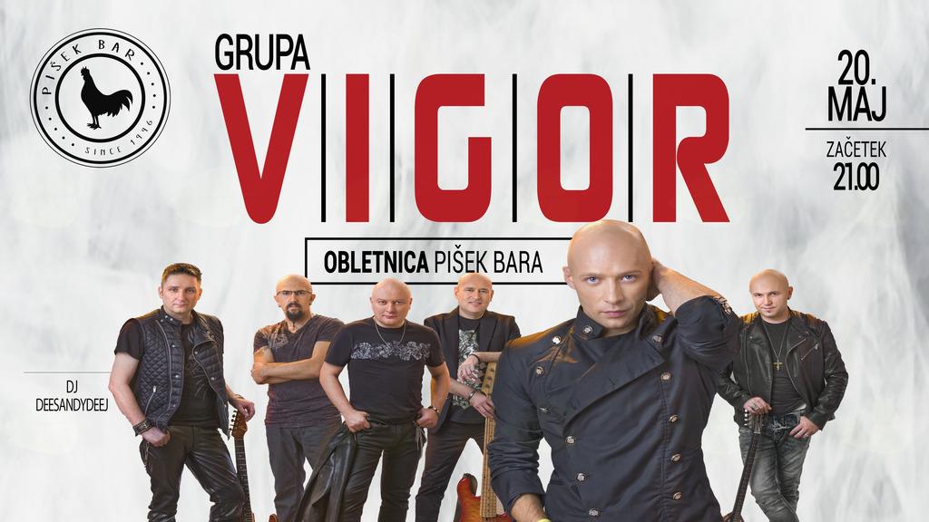 Grupa VIGOR, Obletnica Pišek Bara (Sobota, 20. maj)
