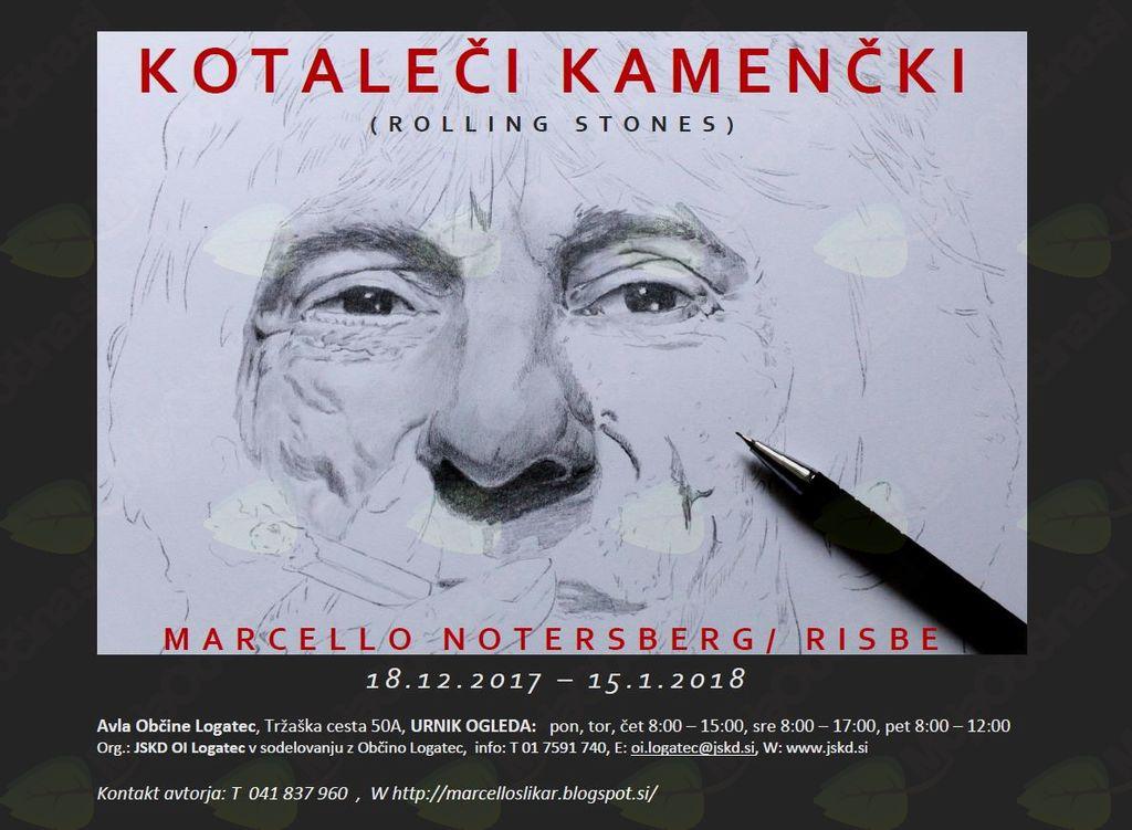 KOTALEČI KAMENČKI / Marcello Notersberg