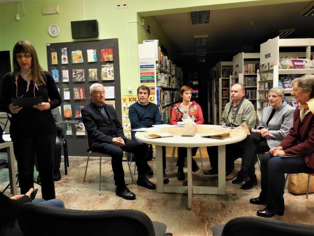 Moje delo je knjiga ljubezni - literarni večer, foto arhiv JSKD