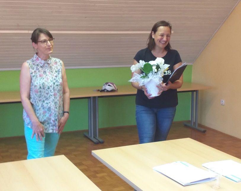 Zaključek OLŠ 2020 in razstave  - mentorica Polona Pivk Mihevc