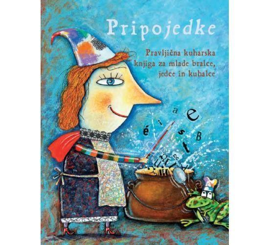Knjige založbe Pivec na voljo v D.tajlu, imenitno branje za velike in male
