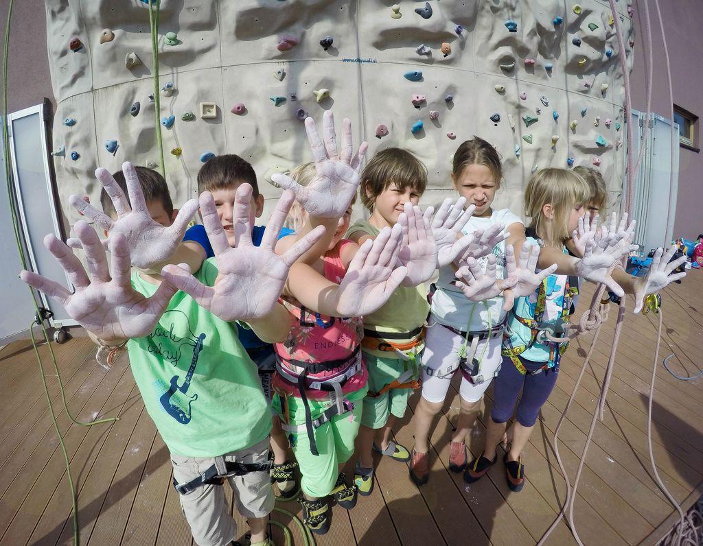 Aktivno poletno počitniško varstvo za otroke od 1. do 5. razreda